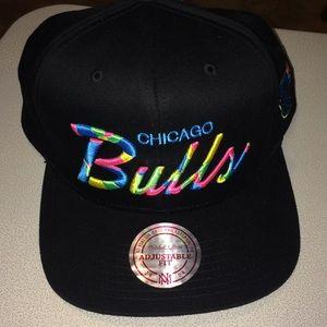 Chicago Bulls basketball cap